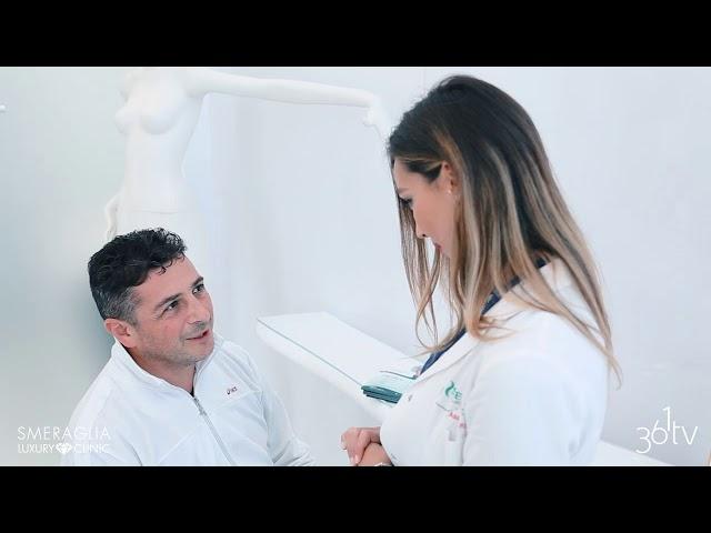 Smeraglia Luxury Clinic - L'operazione di ginecomastia