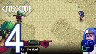 CrossCode Walkthrough - Part 4 - Autumn's Rise, Rookie Harbor, Bergan Trail Entrance, PVP Battle