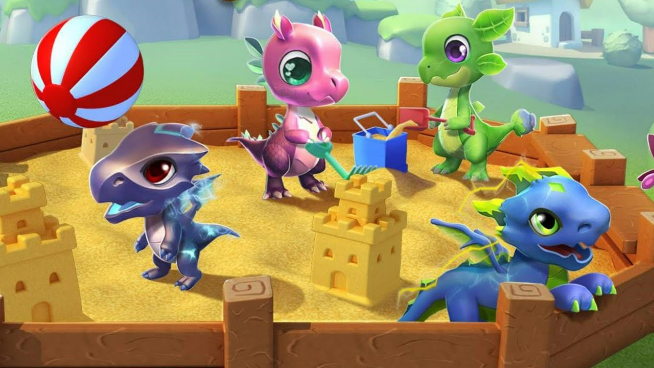 Top 10 Baby Dragons In Dragon Mania Legends Youtube