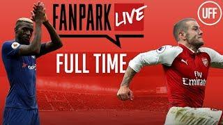 Chelsea 0-0 Arsenal - Full Time - FanPark Live