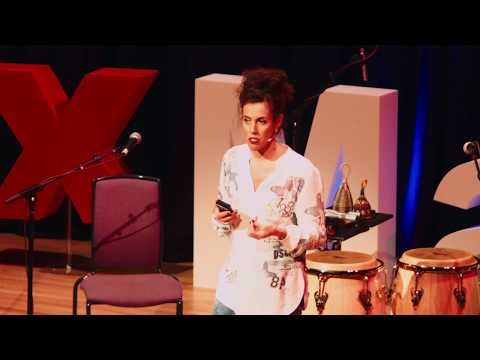 The Workings of a Voiceover | Nadine Shenton | TEDxManchester