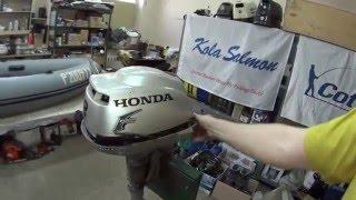 Хонда 2 чистка карбюратора