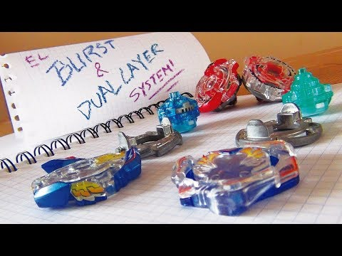 Burst & Dual Layer System |BeyLesson!
