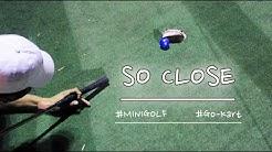 ADVENTURE LANDING minigolf!!