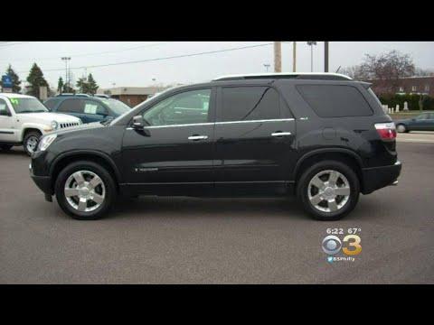 Police Find Getaway Car Of Suspected Gunman Involved In Shootings In Maryland, Delaware