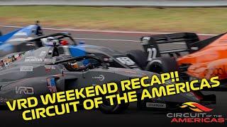 Velocity Racing Development | F4/FR Weekend Recap | Circuit of the Americas
