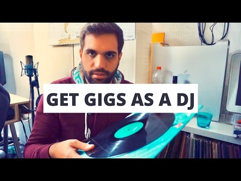 GET DJ GIGS, GET PAID & BUILD UP YOUR FAN BASE