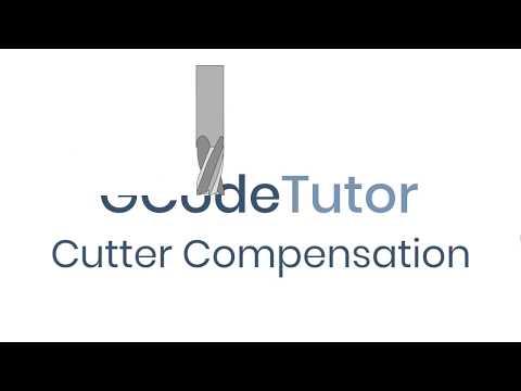 G41 And G42 Cutter Compensation - CNC Machine G-Code Programming