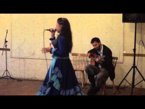Thais Barcelos - 2º Lugar Festinil 2013 - Musica Milonga Elementar de Luis Coronel e Lenin Nunez