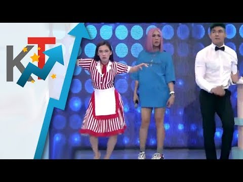 Jackque and Ion Latin dance battle