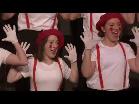 ACU Sing Song 2018  Sophomores