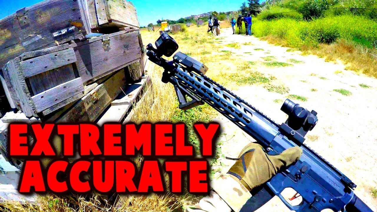 The Umbrella Armory SPR DMR is even better than you'd imagine