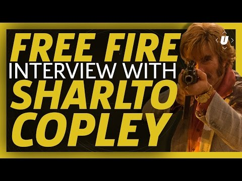 Free Fire: South African Accent Lessons With Sharlto Copley