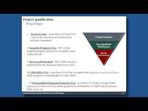 New Market Tax Credit Financing, Stites & Harbison, PLLC