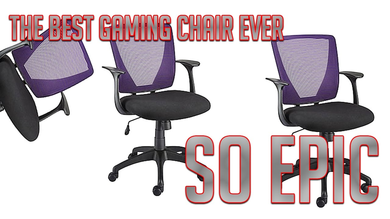 Staples Ergonomic Mesh Executive Chair With Headrest Crate And Barrel Covers Review Of The Vexa Back Office Youtube
