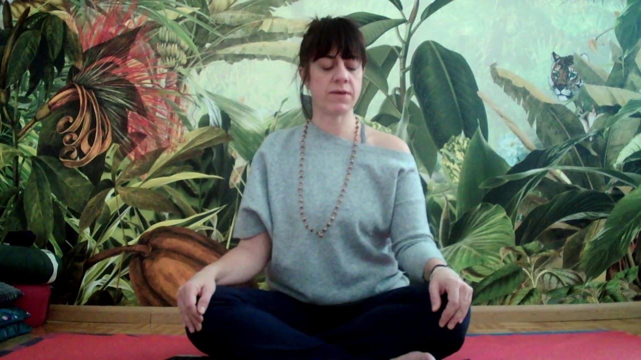 Meditazione per ricaricare le energie - Yoga Donne in Gravidanza