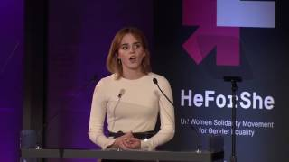 Emma Watson speech for HeForShe Second Year Anniversary (20/9/16)