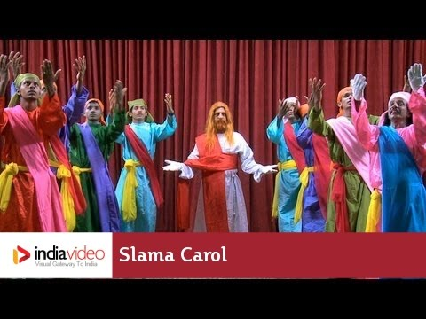 Slama Carol - a musical dance related to resurrection of Christ