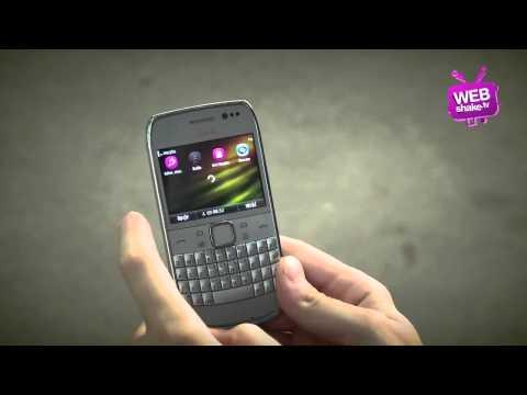 Nokia E6 - recenzja, Mobzilla odc. 49