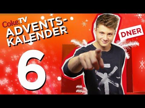 CokeTV Adventskalender: Türchen 6 mit Dner | #CokeTVMoment