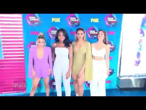 Fifth Harmony's hiatus 'nothing' to do with Camila Cabello | Daily Celebrity News | Splash TV