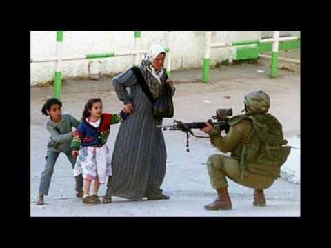 Bada Dushman Bana Phirta hai Jo Bachon se Ladta Hai   Palestinian version HD