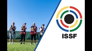 Skeet Women Final - 2018 ISSF World Cup Stage 5 in Siggiewi (MLT)