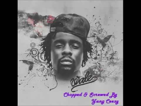 Wale - Mama Told Me (Chopped N Screwed By Yung Ceezy)