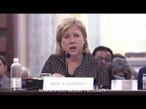 Elbert Guillory: Mary Landrieu is Not Helping Blacks
