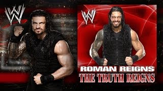 "WWE: ""The Truth Reigns"" (Roman Reigns) Theme Song + AE (Arena Effect)"