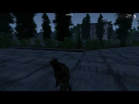 ARMA STALKER SERVER (A.S.S) - #2 Prypiat and Shuttle System