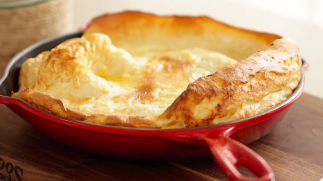 Beth's Dutch Baby Pancake Recipe | ENTERTAINING WITH BETH ...