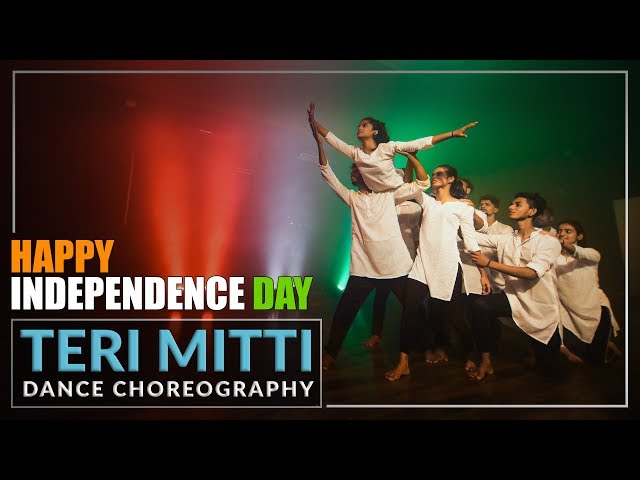 Teri Mitti - Kesari | Contemporary Dance Choreography | Independence Day | The Kings