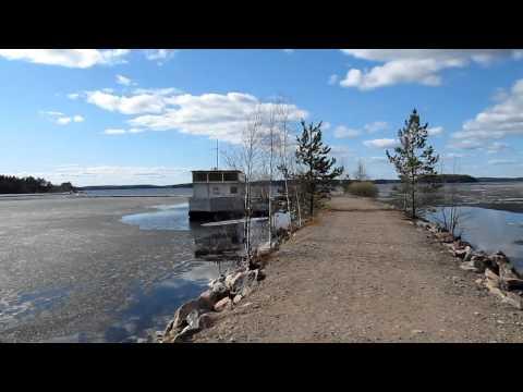 Imatra lago Saimaa