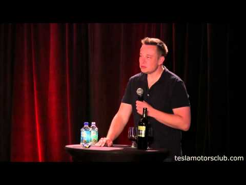 Tesla Motors Club Conference 2013 - General Session featuring Elon Musk