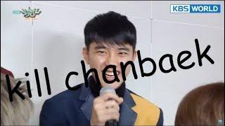 exo crack #9 - chanbaek fights again