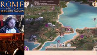 Lionheart Takeover - Rome Total War_ Barbarian Invasion iPad Gameplay