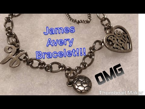 $7.40 Mystery jewelry bag!  I found James Avery!!!!