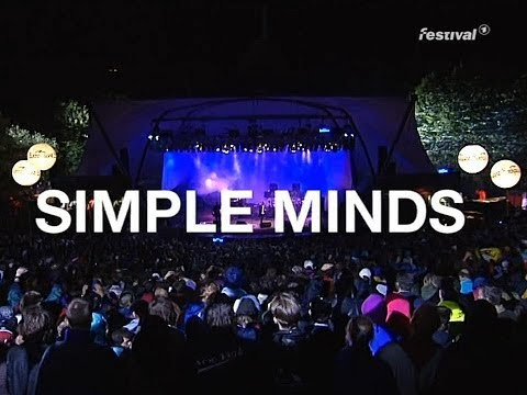 Simple Minds - Loreley 1997 (720p Version)