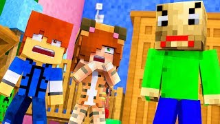Minecraft Daycare - BALDI JOINS DAYCARE !? (Minecraft Roleplay)