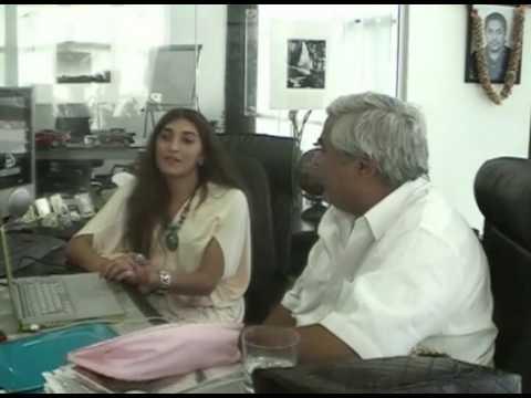 Making of Jai Hind - A Documentary by Ms. Gauri Chadha In conversation w/ Prof. Hersh Chadha, Dubai