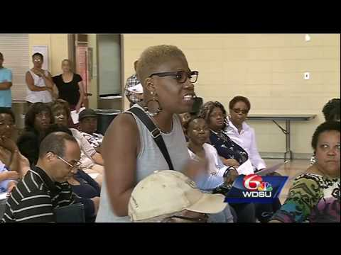 New Orleans East residents voice frustrations about planned Entergy power plant