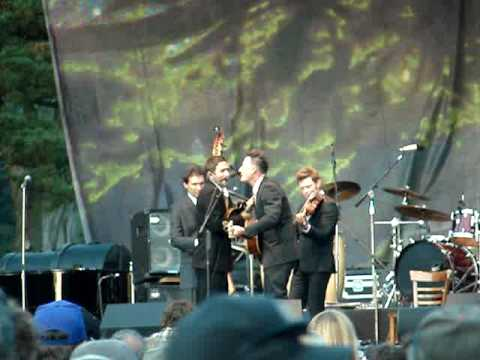 Keep it in Your Pantry - Lyle Lovett and His Large Band - Hardly Strictly Bluegrass 2009  - 10/02/09