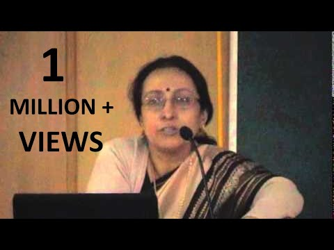 Prof.Sumita Roy at IITK-