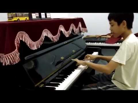 Never say goodbye (OST.MY GIRL) PIANO