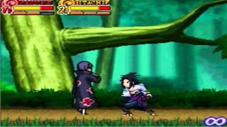 Naruto Shippuden - Shinobi Rumble (English) - Chapter 12 To 18 - Come Back Sasuke - NMG HD