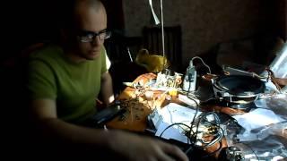 Усилитель для сабвуфера в  машину своими руками. [Ermmak](Решил сделать усилок по схеме с этого сайта: http://www.sdelaysam-svoimirukami.ru/990-usilitel-zvuka-na-mikrosheme-tda2030a.html Но еще полностью..., 2014-05-26T16:39:13.000Z)
