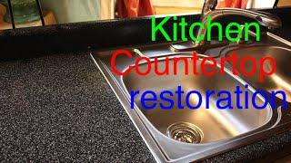 Kitchen Benchtop Renovation