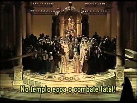 FOSCA (Carlos Gomes) - Sofia, 1997