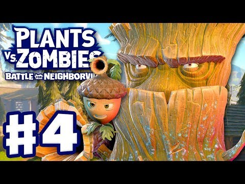 Acorn And Oak! - Plants Vs. Zombies: Battle For Neighborville - Gameplay Part 4 (PC)